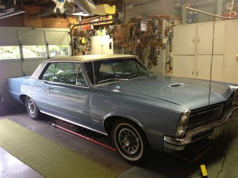 does pontiac still make cars sell used 1965 gto all original one owner still in
