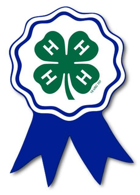 2013 Buncombe County 4 H Awards Clover Gazette 4 H Clipart