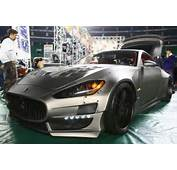 Yes This Is A 350Z With Porsche 911 Tail And Maserati GranTurismo