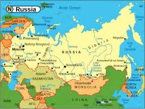 Europe Russia Map by Eastern Europe Travels With Two