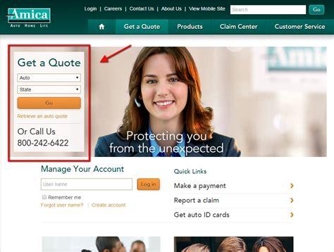 Free Amica Auto Insurance Quote