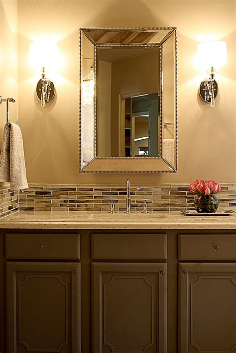 bathroom vanity tile backsplash google search banos rusticos pinterest bathroom vanities