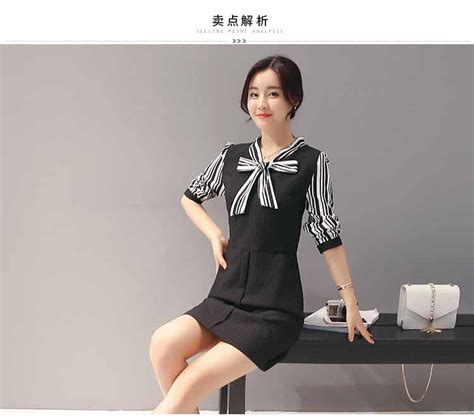Dress Bahan Balotelly Model Pita Depan Cantik dress pita lengan panjang cantik 2016 model terbaru jual murah import kerja