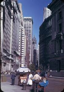 in color ny in new york in 1941 vintage everyday