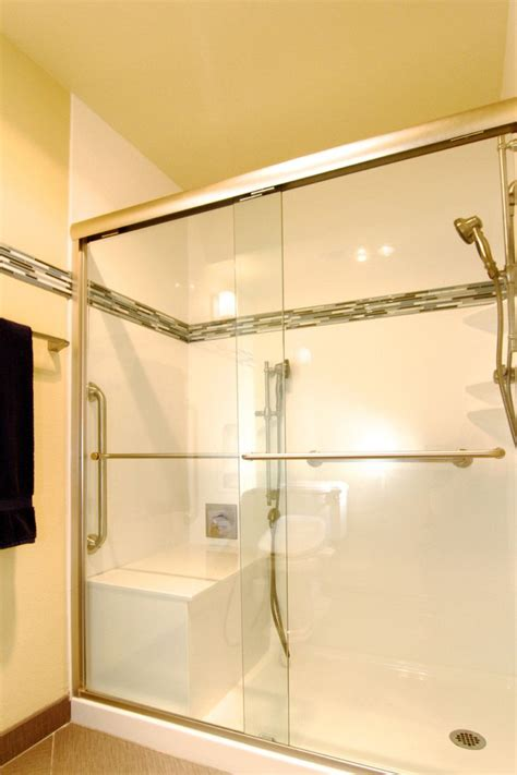 walk in shower with bench for seniors 122 best images about senior and elderly safety on