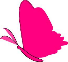 pink butterfly cliparts cliparts and others art inspiration
