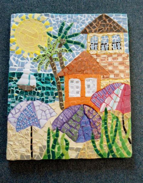 paper mosaic crafts 1093 best mosaics images on mosaic ideas