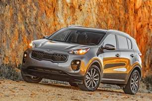 How Is The Kia Sportage 2017 Kia Sportage Reviews And Rating Motor Trend
