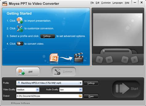 format audio blackberry how to convert powerpoint files to blackberry 9300 videos