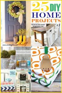 25 fun and easy diy projects for the entire home diy crafts