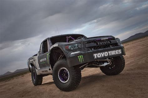 baja truck racing 2016 toyota tundra trd pro trophy truck best in baja