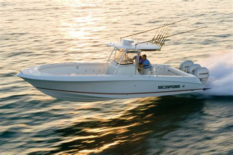 scarab boats cc research wellcraft boats 35 scarab sport center console