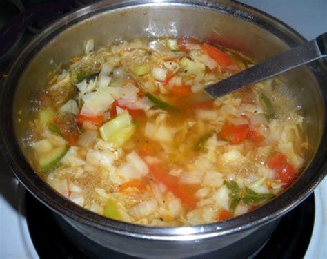 easy fat carb cal diet soup recipe genius