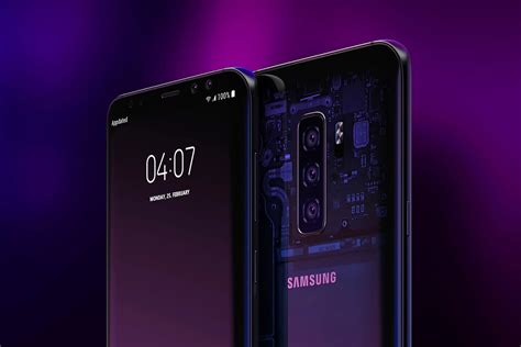 Samsung Galaxy S10 3d Photo by потрясающий Samsung Galaxy S10 на изображениях выглядит невероятно красиво