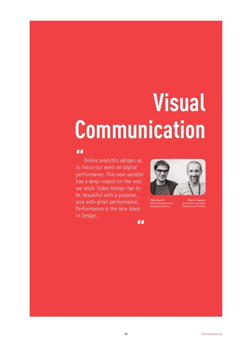 visual communication design introduction brochure de t 237 tulos superiores diplomas y ba hons del