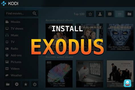 kodi user guide for installing kodi 2017 books how to install exodus on kodi 17 krypton a how to guide