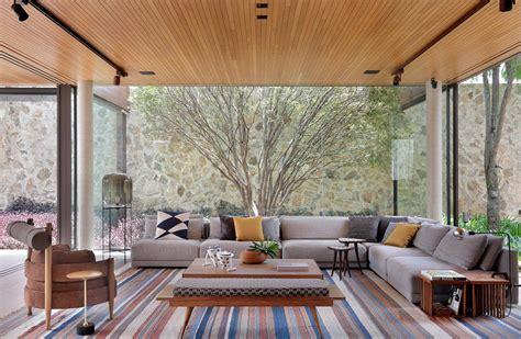 arquitetura  interiores integrados casa de valentina