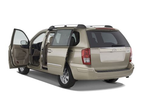 van hyundai 2008 hyundai entourage reviews and rating motor trend