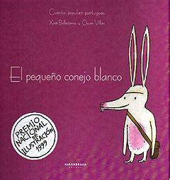 libro el pequeno conejo blanco libros imaginaria no 27 14 de junio de 2000