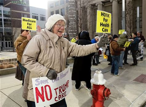 house of insurance toledo 50 protest gop health insurance proposal the blade