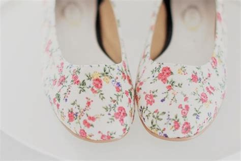 girly flat shoes shoes floral flats floral print shoes girly ballet