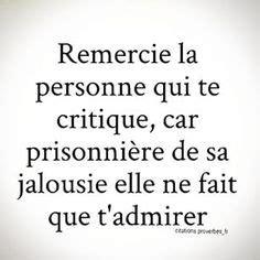 Jalousie D Un Homme la jalousie citation