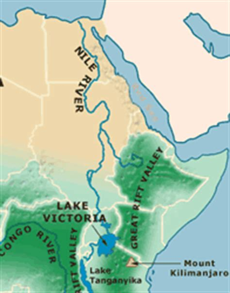nile river on a africa map algonquin college expedition africa small world big