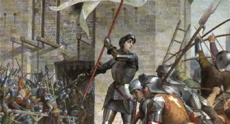 the siege of orleans joan of arc may suffered from this neurological