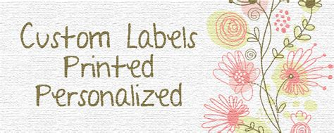 Handmade By Labels Personalised - personalized fabric clothing labels images frompo