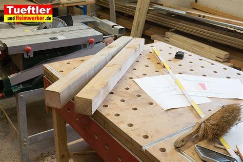 arbeitsbock selber bauen zimmermansbock arbeitsbock schnell und stabil gebaut