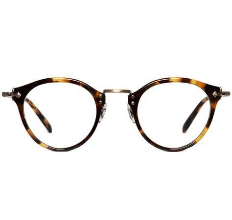 Oliver Peoples OP 505 DTB Antique Gold   SIR JACK'S