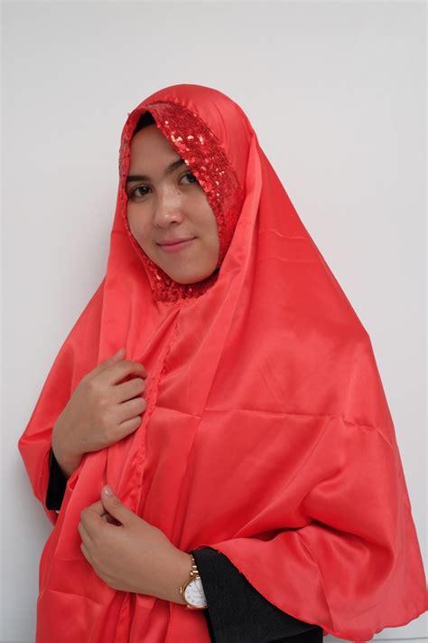 Jilbab Instan Satin Velvet Jilbab Instan Velvet Sequin Terbaru 2017 Bundaku Net