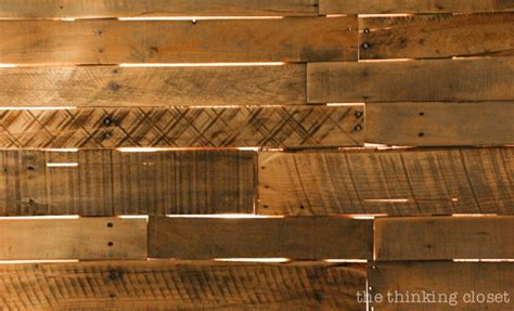 Do It Yourself Headboard Ideas how to build a wood pallet headboard the thinking closet