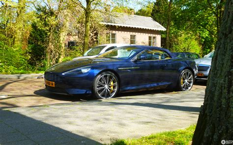 aston martin db9 volante 2014 aston martin db9 volante 2013 16 april 2014 autogespot