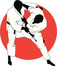 Vecteur Clipart De Pouss 233 Judo Clip Vector Images Illustrations Istock