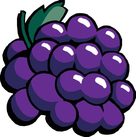 clipart uva grapes clip at clker vector clip