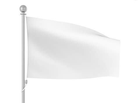 blank flag template blank white flag template psdgraphics