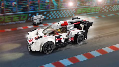 Lego Speed Chions 75872 Audi R18 E Quatro audi r18 e quattro 75872 v 253 robky speed