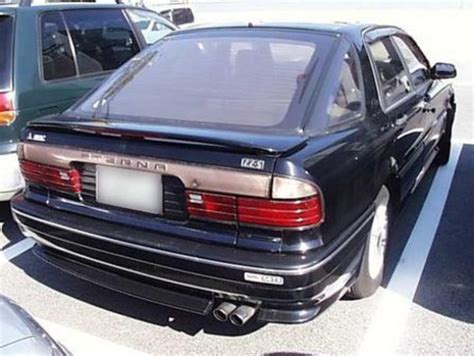 mitsubishi eterna zr4 6th generation mitsubishi galant general information and