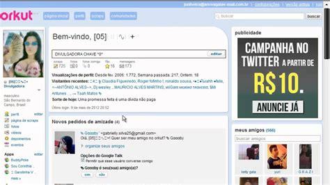 Search In Orkut Como Voltar Para A Vers 195 O Antiga Do Orkut 2013