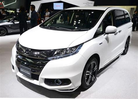 2020 Honda Odyssey Release Date by 2020 Honda Odyssey Hybrid Review Release Date And Rumor