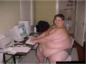 Hockey Stick Chair Attachment Browser Really Fat Guy On Computer Jpg