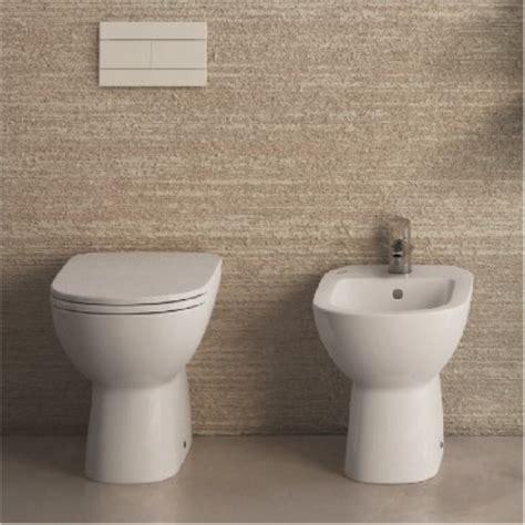 bidet gemma 2 filo parete emejing sanitari dolomite prezzi contemporary