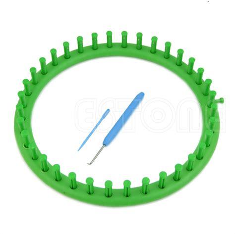 circle loom knitting aliexpress buy 24cm classical circle hat