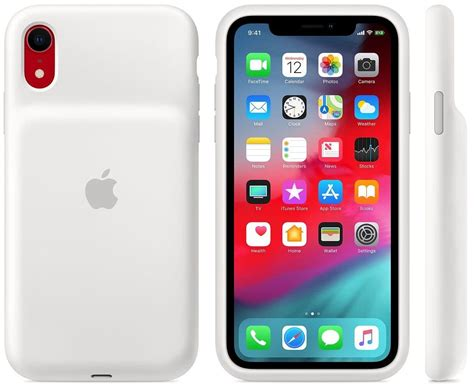 apples  smart battery case fits  iphone