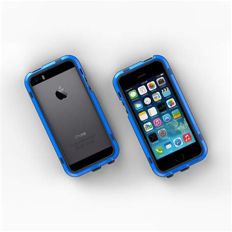iphone 5 5s blue black clearance sale touch of modern