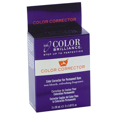 ion color remover ion color brilliance color corrector