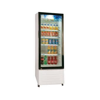 Lemari Es Showcase Sharp harga midea lemari es showcase 200 liter hs 200srb