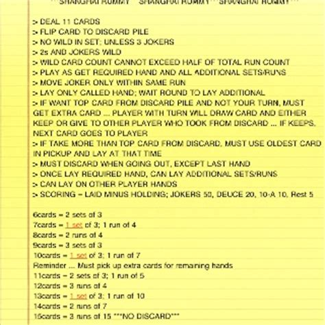 printable rules for card games pinterest the world s catalog of ideas