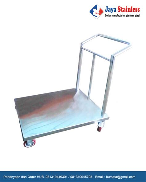 load transfer trolley troli barang 1 handle pt bumi mataritama